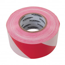 Barrier Tape - 70mm x 500m Red/White