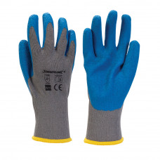 Latex Builders Gloves - Extra Large