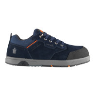Scruffs Halo 3 Safety Trainers Navy