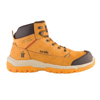 Scruffs Solleret Safety Boots Tan