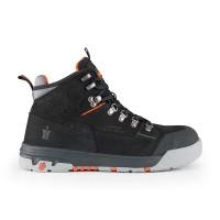 Scruffs Hydra Waterproof Safety Boots Black
